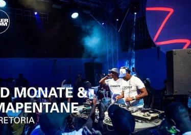 JD Monate & Mapentane | Boiler Room x Ballantine's True Music Pretoria