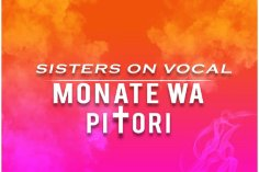 Sisters On Vocal - Monate Wa Pitori EP, afro house 2019, new south african house music, amapiano house, sa afro house mp3 download, mzansi music