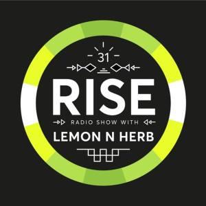 RISE Radio Show Vol. 31 Mixed By Lemon & Herb