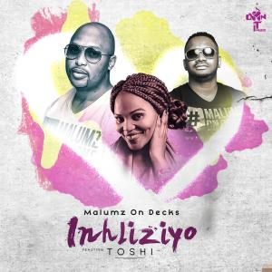 Malumz on Decks - Inhliziyo (feat. Toshi), afro house 2019, new afro house music, sa house music, latest south african afro house, afro house mp3 download