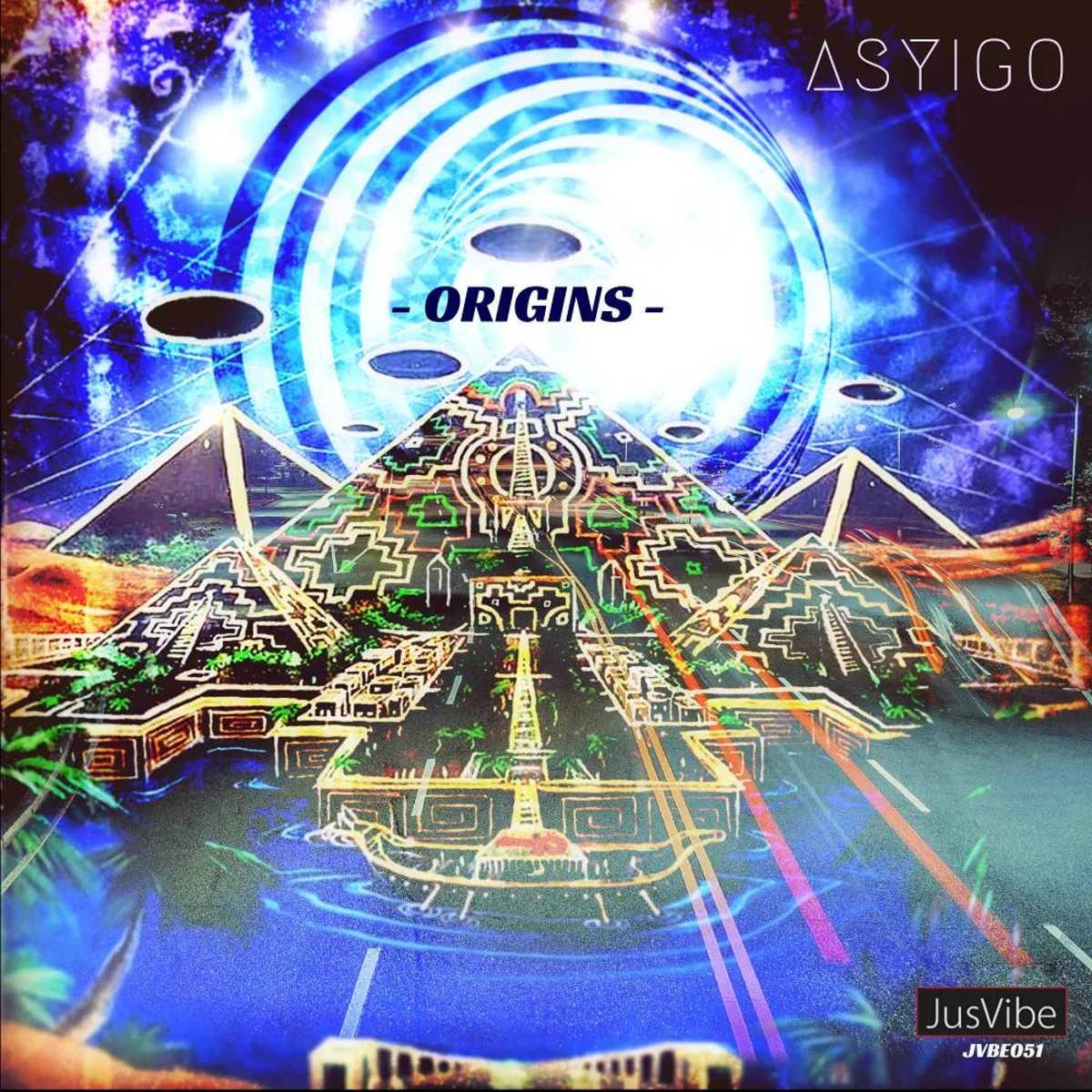 Asyigo – Origins EP