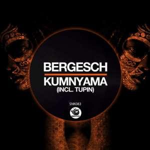 Bergesch - Kumnyama, tech house, afro tech house, brasil house music, brazil