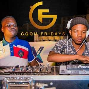 GqomFridays Mix Vol.106 (Mixed By Cultivated Soulz)