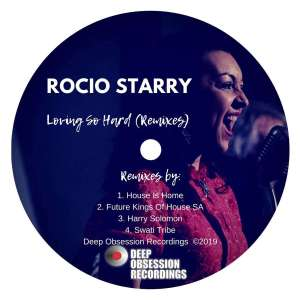 Rocio Starry - Loving So Hard (Swati Tribe's Delighted Mix), latest house music download, download house music