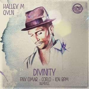 Hallex M feat. QVLN - Divinity Remixes (104 BPM Interpretation Remix)