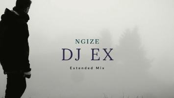 DJ Ex - Ngize (Extended Mix), south african gqom music, gqom 2019 download mp3, gqom songs
