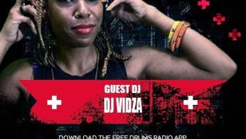 DJ Vidza - The Commute Drums Radio Show EP13 (Guest Mix)