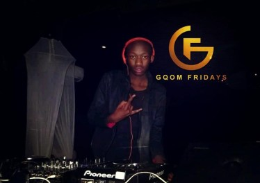 GqomFridays Mix Vol.110 (Mixed By Ceeyah Da Dj)