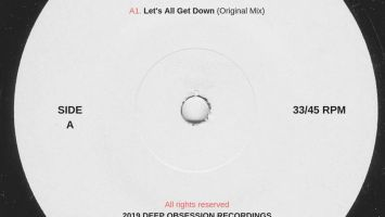 Dr. Candid - Lets All Get Down (Original Mix)