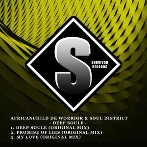 AfricanChild De Worrior - Deep Soule EP