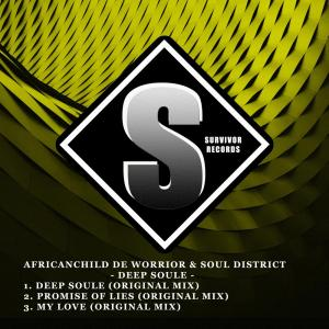 AfricanChild De Worrior & Soul District - My Love (Original Mix)