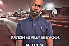 Kwiish SA - Why? (feat. Shavool), new amapiano songs, amapiano 2019, south african amapiano music, latest amapiano, sa music