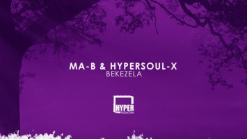Ma-B & HyperSOUL-X - Bekezela (Ancestral V-HT), latest afro house music, south african music, house music download, afrohouse 2019, afro house songs mp3