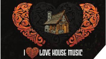 Sean Winston, LaVeda - I Love House (George North Afro Remix)