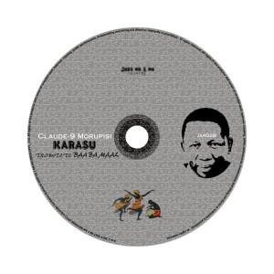 Claude-9 Morupisi - Kurasu (Tribute to Baaba Maal)