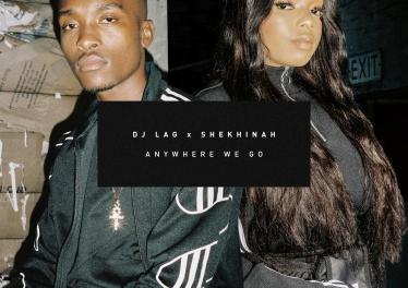 D LAG & Shekhinah - Anywhere We Go