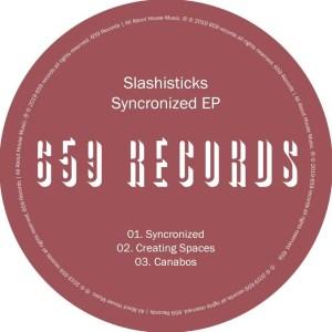 Slashisticks - Syncronized EP