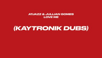 Atjazz & Jullian Gomes - Love Me (Kaytronik's Difibrillator Beats), afro deep, deep house 2019, new deep house music, afro house music download, sa music