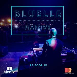 Bluelle - Massive Mix Episode 10, afromix, afro house mixtape
