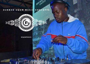 GqomFridays Mix Vol.121 (Mixed By Melotic)