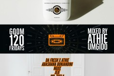 GqomFridays Mix Vol.120 (Mixed By Dj Athie), Latest gqom music, gqom tracks, gqom music download, club music, afro house music, mp3 download gqom music, gqom music 2019, new gqom songs, south africa gqom music.