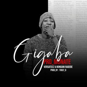 Pro Monate - Gigaba (feat. Versateez & Bongani Radebe)