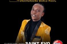 Saint Evo - Australia ElectroWorld Underground World Music #012 (Guest Mix)