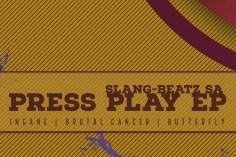 Slang-Beatz SA - Press Play EP, new afro house music, house music download, latest sa music, south african house music, afro deep, za music download