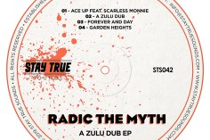 Radic The Myth - A Zulu Dub EP, new deep house music, deep house sounds, south african deep house music, latest sa music, deep house 2019 download mp3