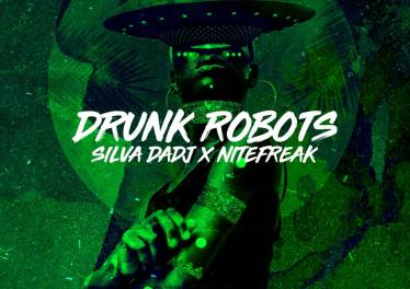 Silva DaDj & Nitefreak - Drunk Robots (Original Mix), new afro house music, afrotech, house music download, latest afro house songs, new sa music, latest south african house music