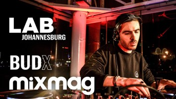 Jullian Gomes - Rising South African star in The Lab Johannesburg, afromix, afrohouse mix