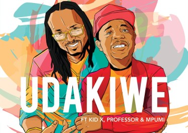 Brothers of Peace Ft. Kid X, Professor & Mpumi - Udakiwe (45 Mix)