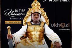 Dj Tira - Ukhozi FM Golden Hour Mix