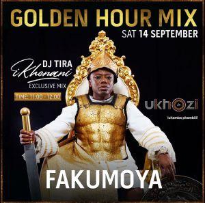 Dj Tira - Ukhozi FM Golden Hour Mix, afromix, dj mixtape, gqom mix, gqom 2019 download, sa music, mzansi music, afro house mixtape
