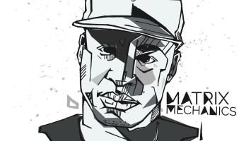 Jazzuelle - Matrix Mechanics (Jazzuelle Matrix Dub)