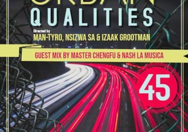 Master Cheng Fu - Urban Qualities 45 Mix