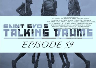 Saint Evo - Talking Drums Ep. 59 [Drums Radio Show]