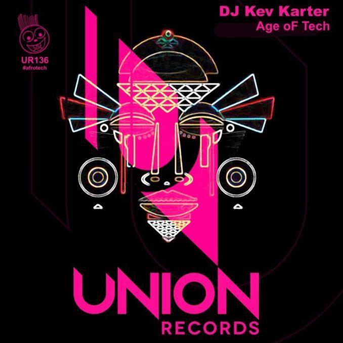 DJ Kev Karter Age of Tech 768x768 - DJ Kev Karter – Age of Tech (Full EP Zip)