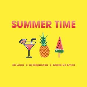 Mi Casa - Summer Time , new amapiano music, amapiano songs, new afro house music, amapiano 2019 download mp3, latest sa music, amapiano mp3
