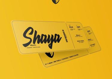 Mshayi - Shaya (feat. T-Man, Mr Thela, Chustar & Taboo no Sliiso)