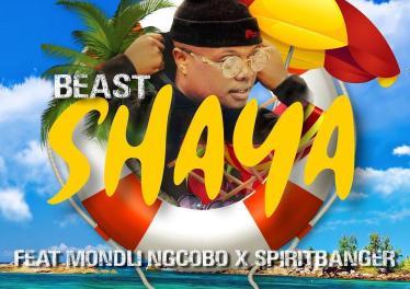 BEAST - Shaya (feat. Mondli Ngcobo & Spiritbanger), new amapiano music, latest sa music, amapiano songs, amapiano 2019, amapiano mp3 download