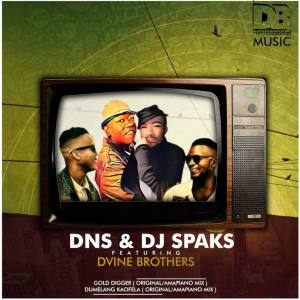 Dns & DJ Sparks feat. Dvine Brothers - Dumelang Kaofela (AmaPiano Mix)