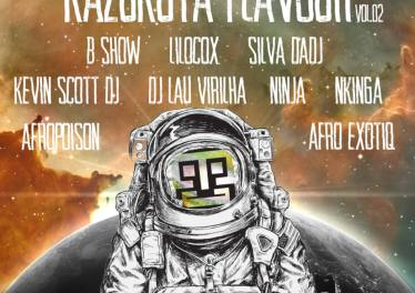 VA - Kazukuta Flavour Vol.02, new afro house music, novas músicas afro house, baixar afro house, afro house download, angola afrohouse songs, afro house 2019 mp3 download