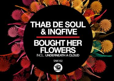 Thab De Soul & InQfive - Bought Her Flowers - Underneath A Cloud, new afro house music, afro tech, afro house mp3 download, afrotech house, latest sa music, south african afro house music download