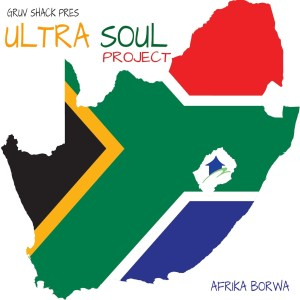 Ultra Soul Project - Afrika Borwa (Original Mix)