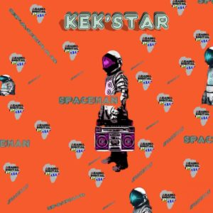 Kek'Star - Space Man EPisodes