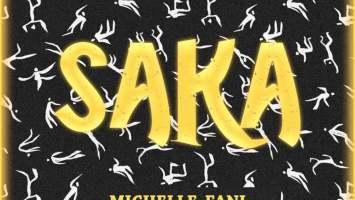Michelle Fani - Saka (feat. Sporo Wabantu & 40d)