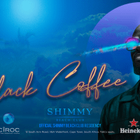 Black Coffee Returns to Shimmy Beach Club Summer Residency