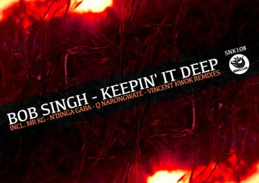Bob Singh - Keepin' It Deep (MR KG Sunset Mix)