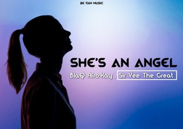 BlaQ Afro-Kay & Sir Vee The Great - She's An Angel (Original Mix)